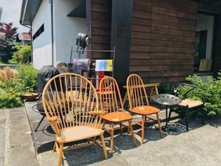 骨董屋cafe156開催!!