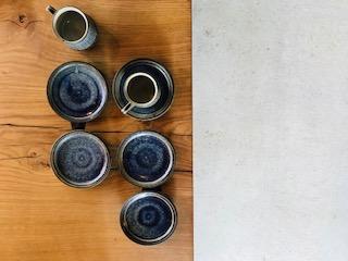 cafe156のカップや器たち