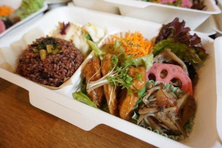 【次回のお知らせ】ベジレイク黒ちゃん食堂:酵素玄米弁当&ランチの日