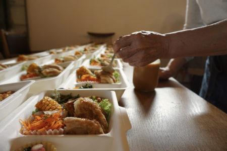 明日はベジレイク黒ちゃん食堂:酵素玄米弁当&ランチ